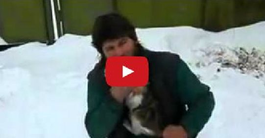 Жестока гавра с малко коте потресе Фейсбук (Видео)