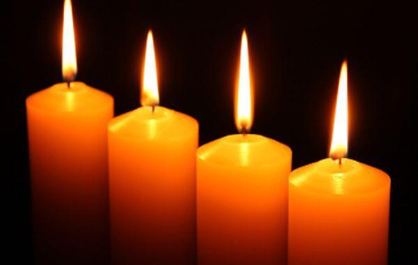 Притча за четирите горящи свещи