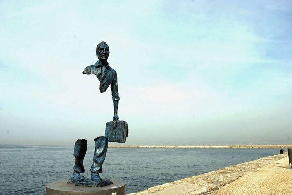 16 от най-креативните градски скулптури в света