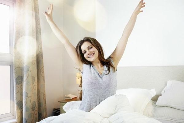 Формула за идеален сън и бодро събуждане