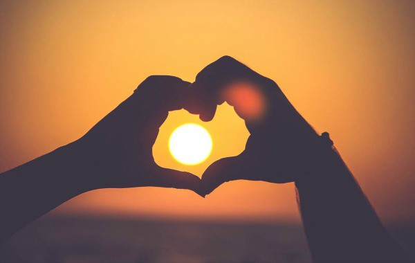 Ще посрещна днешния ден с любов в сърцето си...